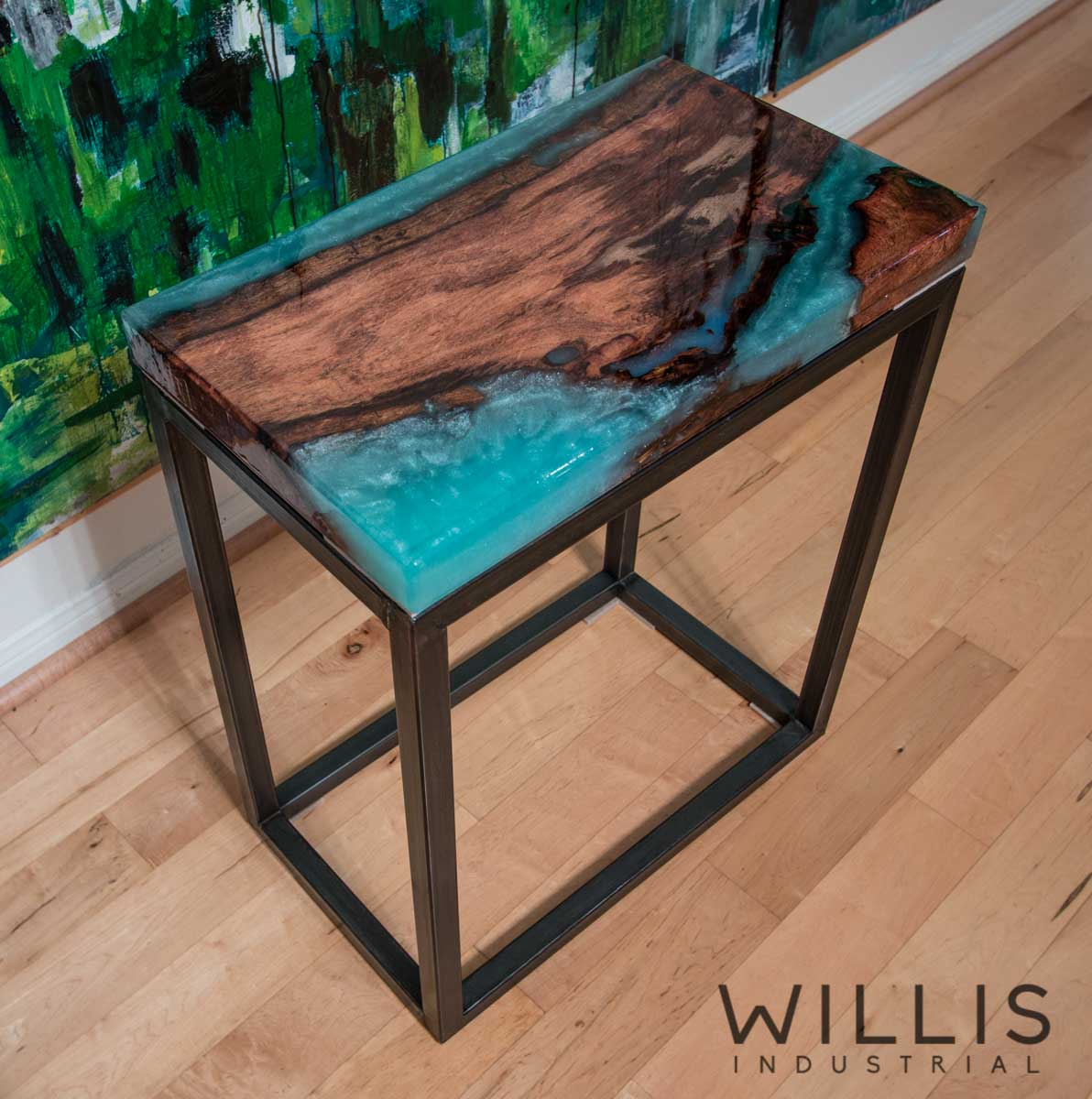 Willis Industrial Rustic Modern Furniture